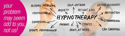 Hypnotherapy reslove issues