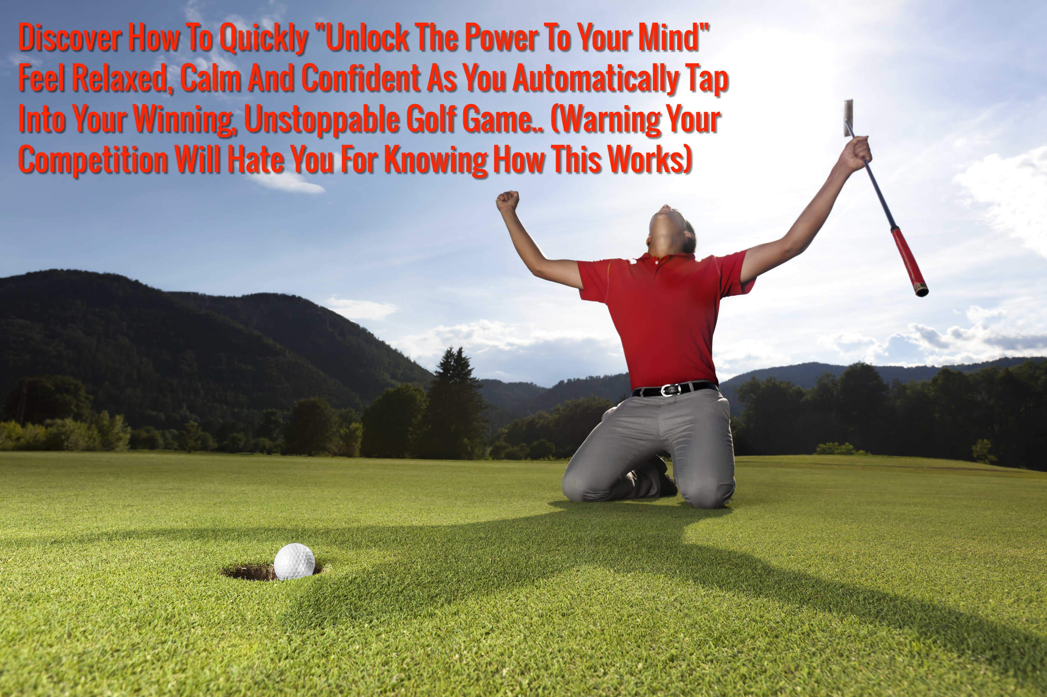 Winning Golf Mindset