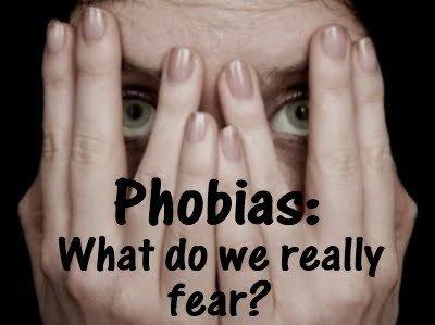phobias and fears